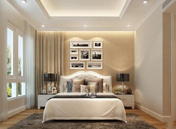 Kết quả hình ảnh cho thiết kế nội thất biệt thự phòng ngủ